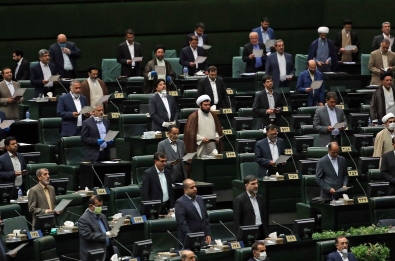 iran, economy, lawmakers, members, parliament