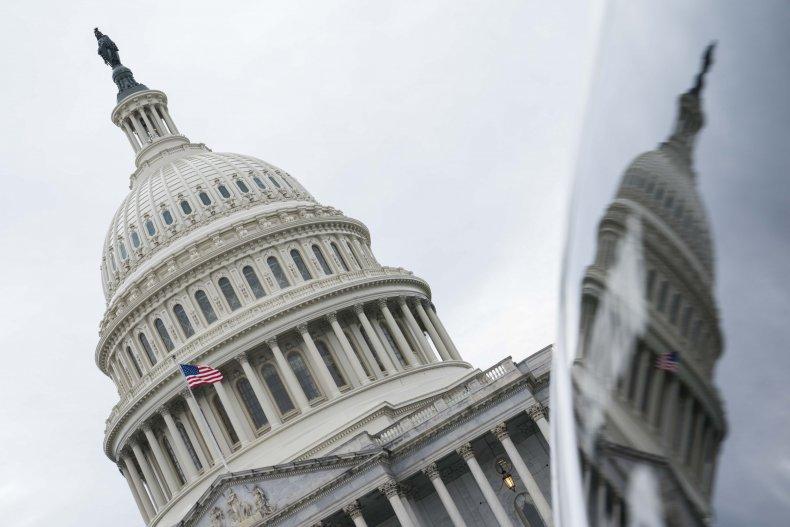 stimulus check bill Republicans Senate