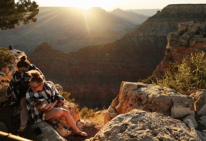Grand Canyon National Park, Arizona, May 2020