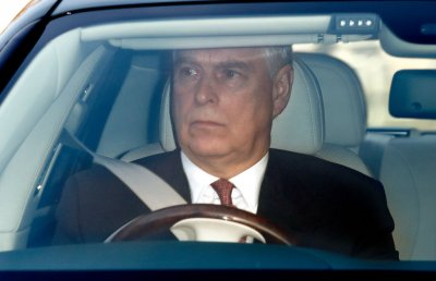 Prince Andrew Pre-Christmas Lunch