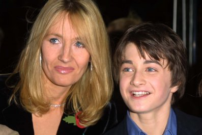 What Daniel Radcliffe Said About JK Rowling