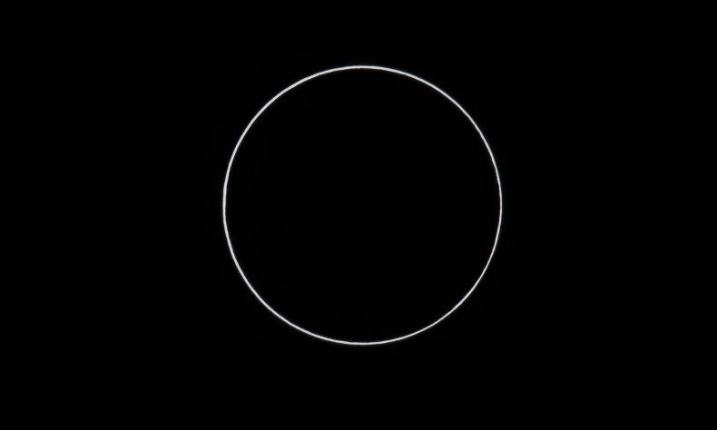 annular solar eclipse