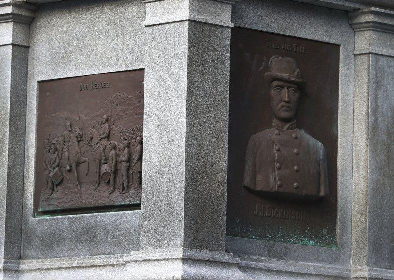 Jacksonville monument