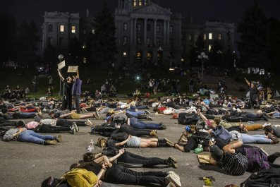 Protest Denver