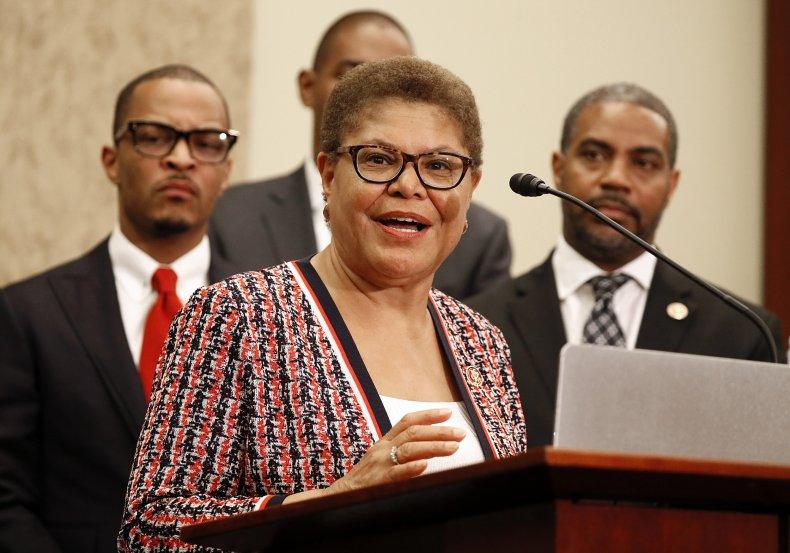 Karen Bass, Congressional Black Caucus