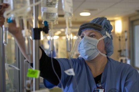 VA Hospital Nurse