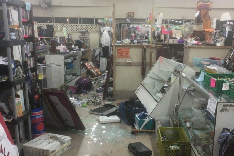 Gina's Thrift