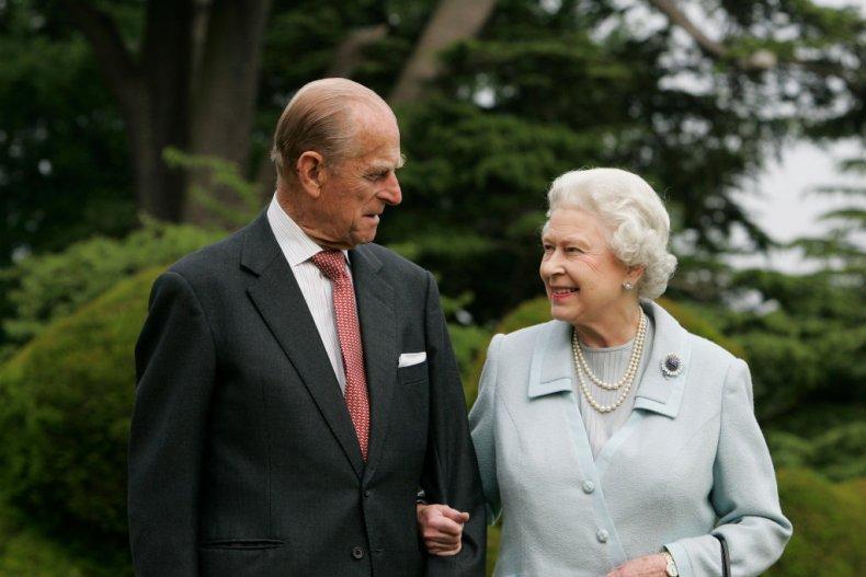 Prince Philip, Queen Elizabeth II Wedding Anniversary