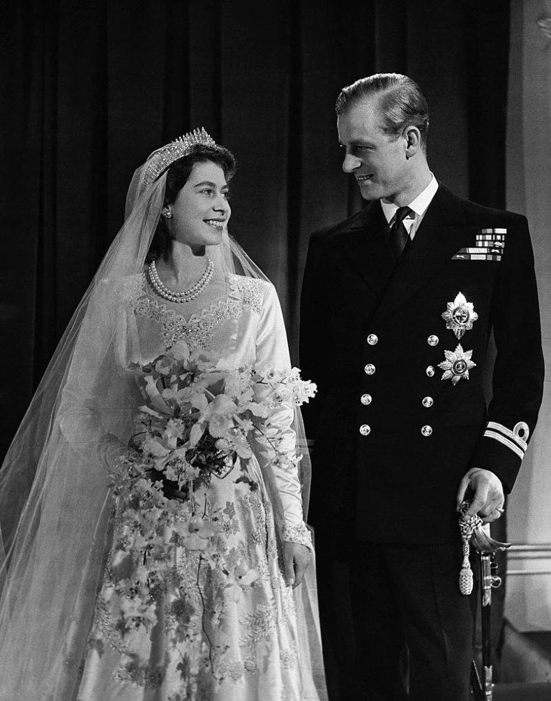 Queen Elizabeth II, Prince Philip Royal Wedding