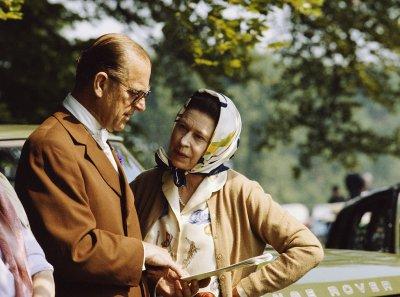 Prince Philip, Queen Elizabeth II, Horse Show