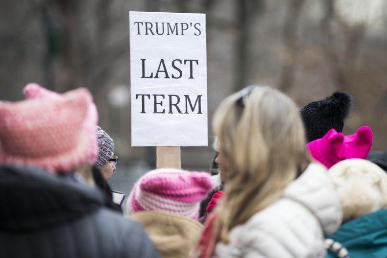 trump female voters 2020