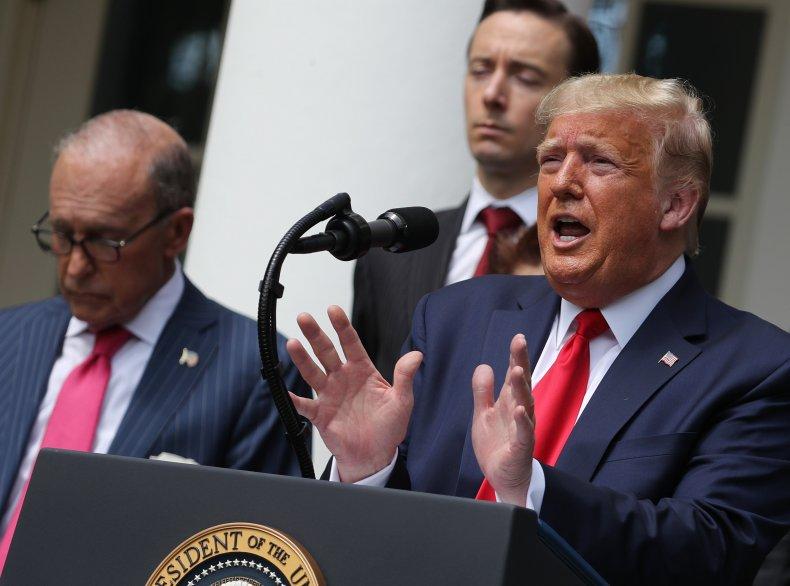 President Doald Trump