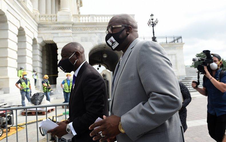 Philonise Floyd testifies to Congress