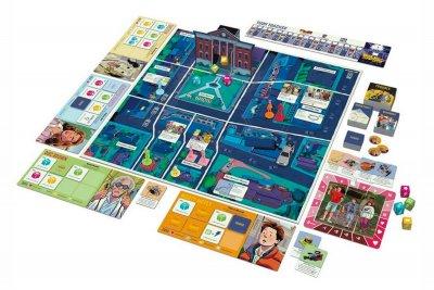Back to the Future Funko Games Board