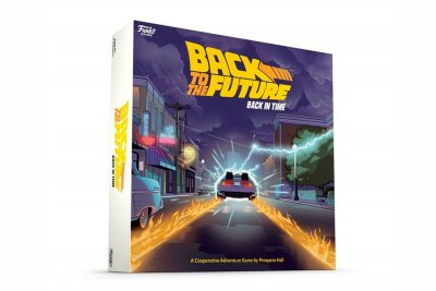 Back to the Future Funko Games Box