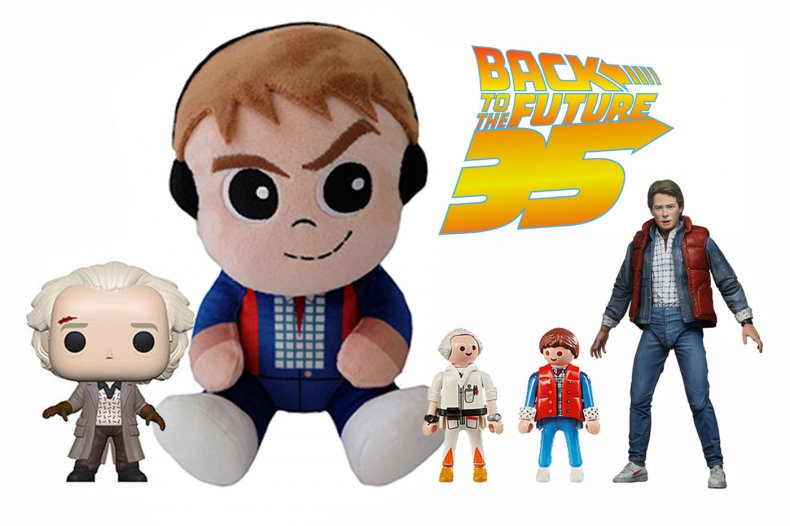 Back to the Future 35th Anniversary Collectibles