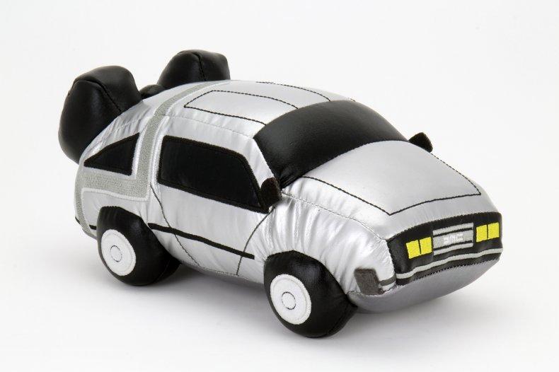 Back to the Future KidRobot Plush DeLorean