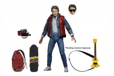 Back to the Future Neca Ultimate Marty