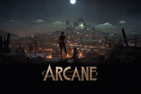 riot games league of legends arcane show