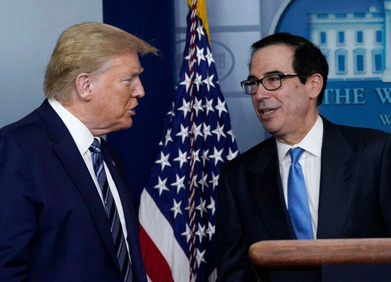 Trump and Mnuchin
