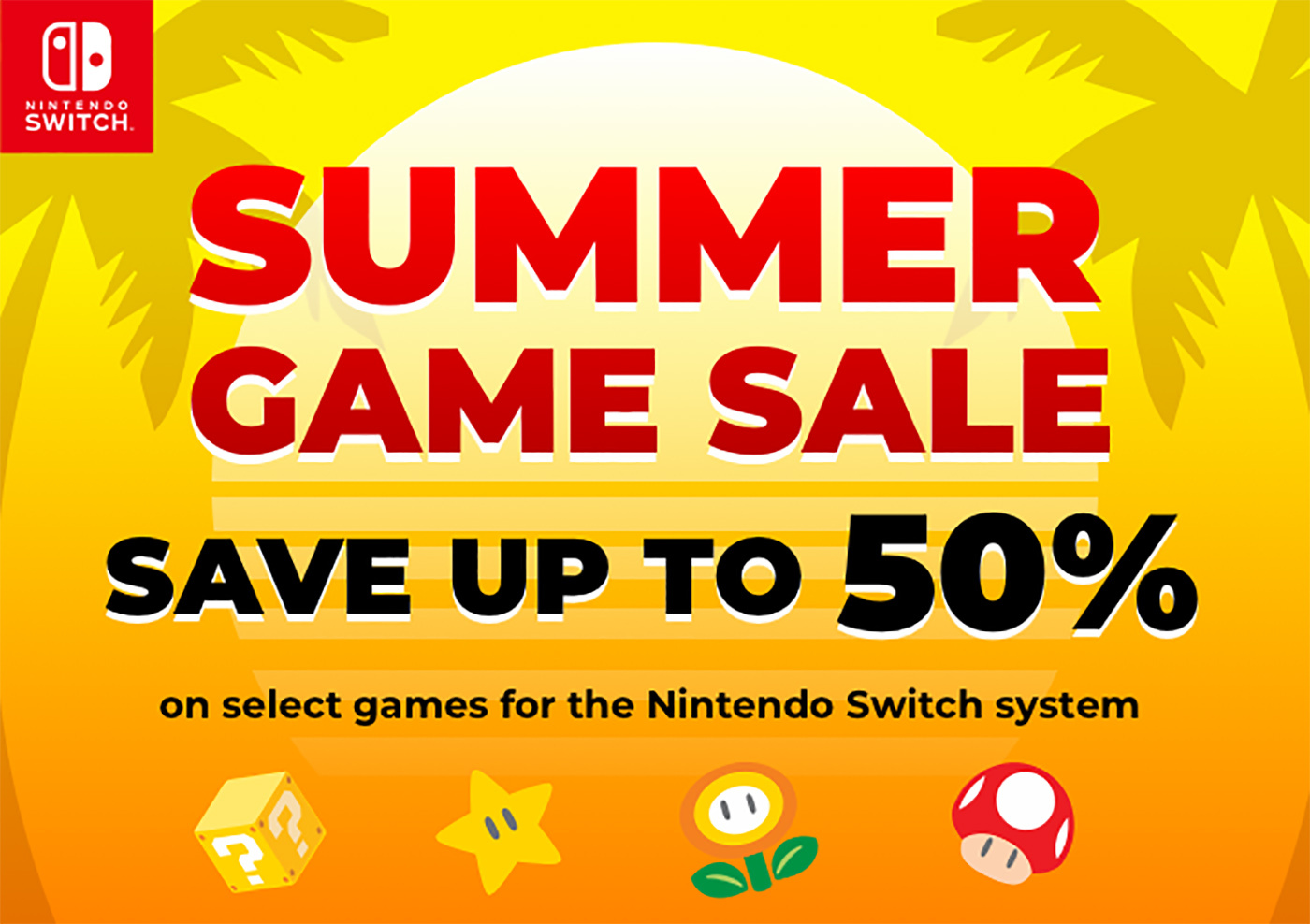 The Nintendo Switch summer sale is here, and these are the 5 best games you should buy