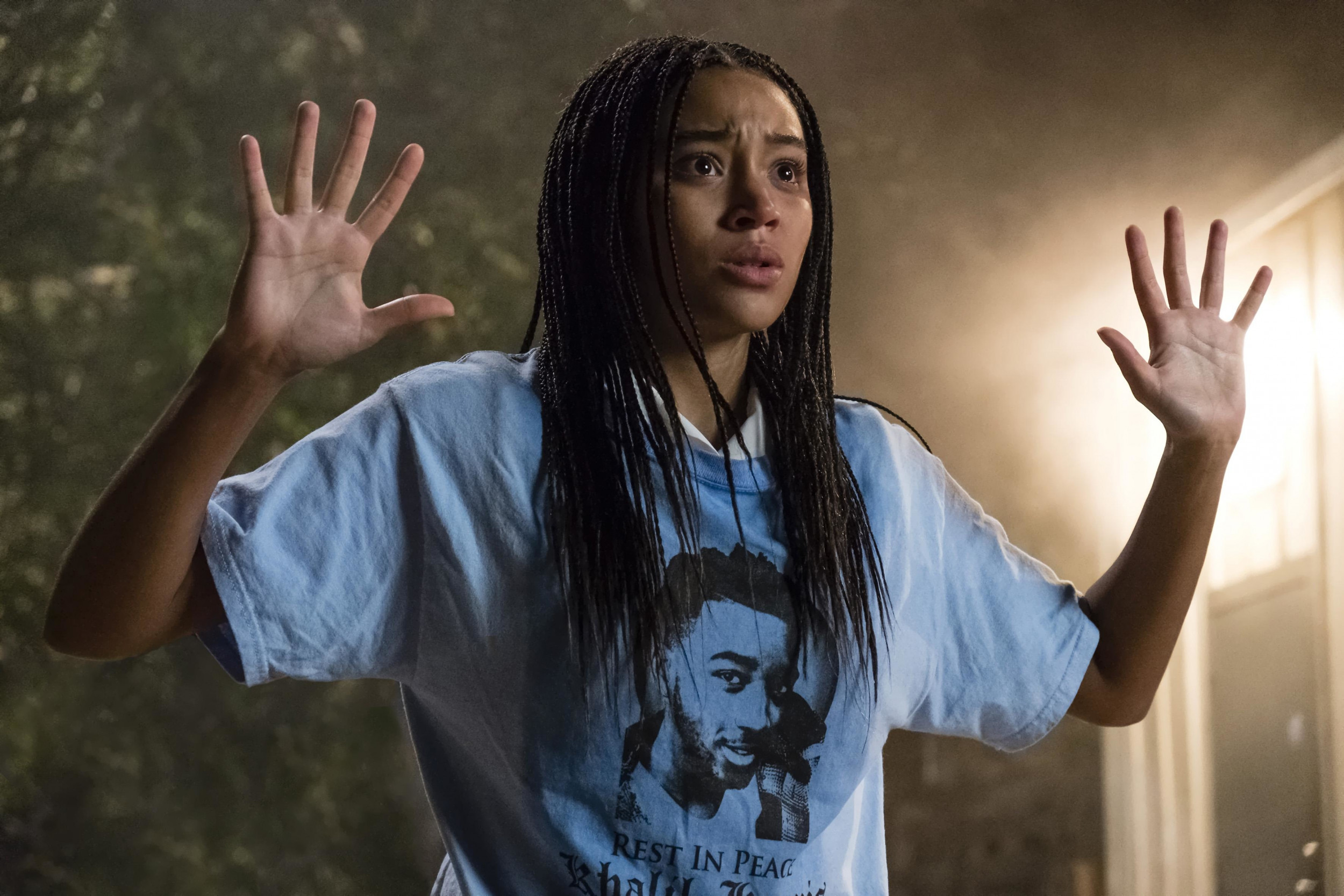 the hate u give full movie online free