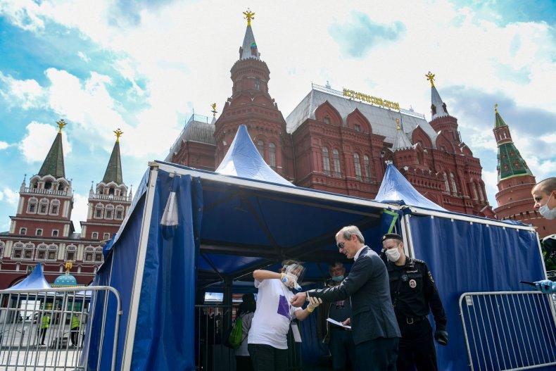 Russia, coronavirus, Dmitry Peskov, Moscow, death, toll