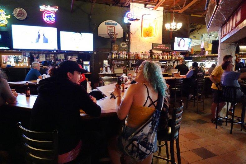 Wisconsin Bars Reopen