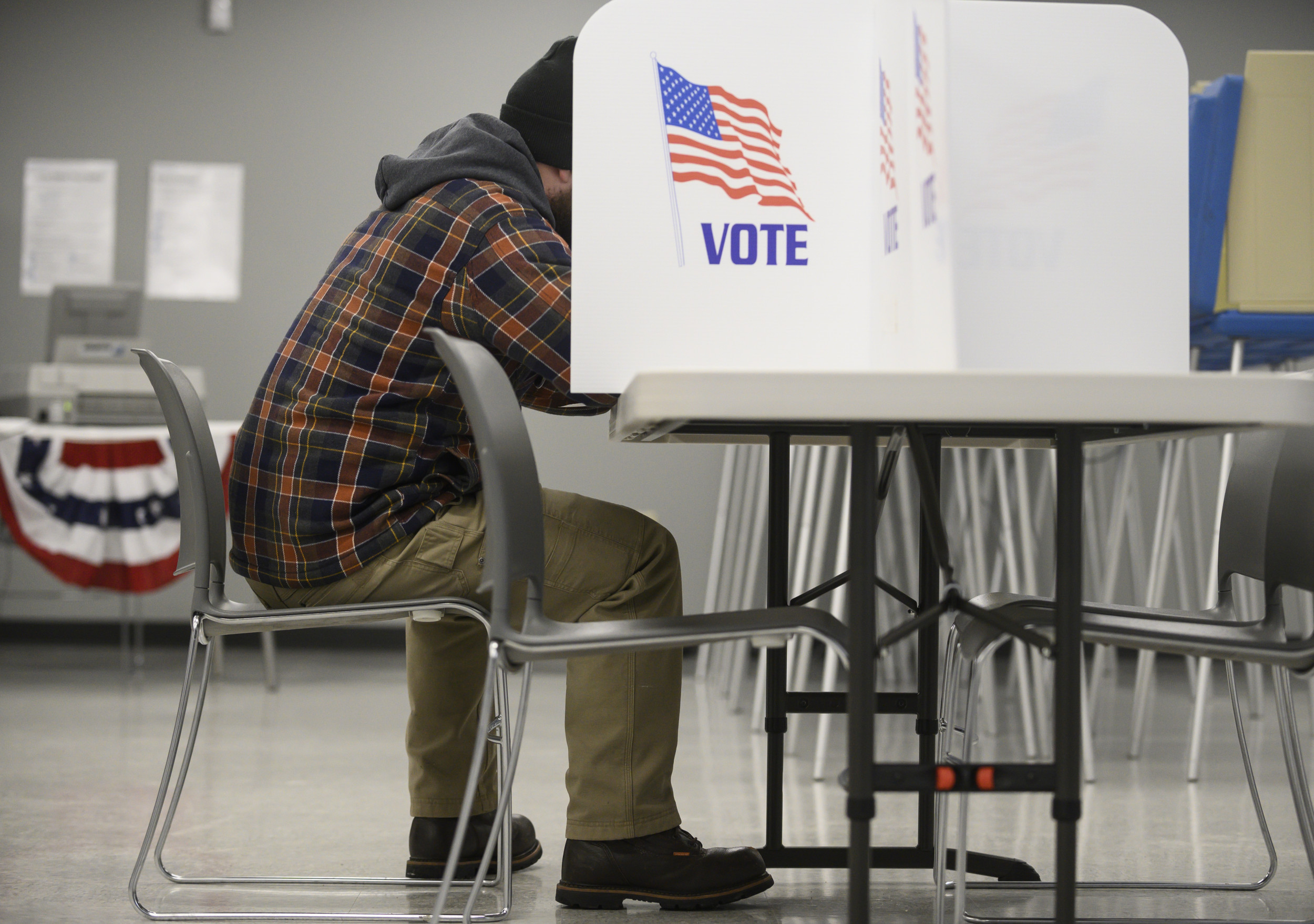 Key 2020 Swing States See 50 Percent Decrease in Voter ...