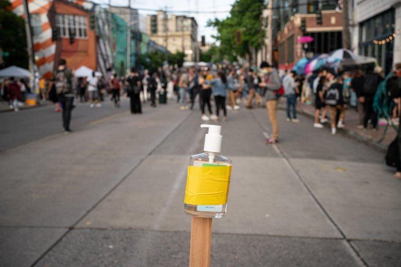 Seattle's Capitol Hill Autonomous Zone