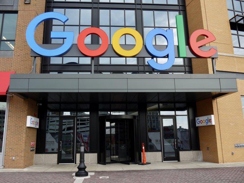 Google office in Detroit