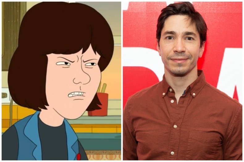 f is for family justin long kevin