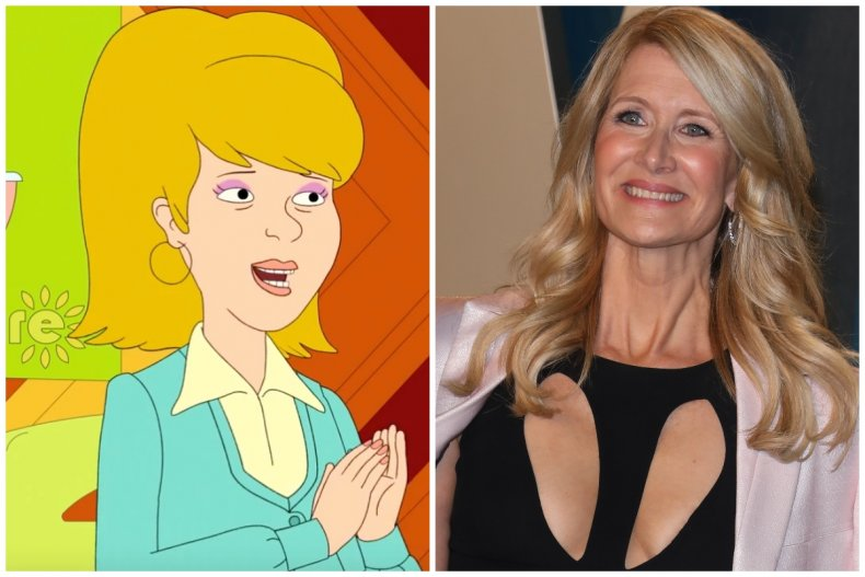 f is for family laura dern sue