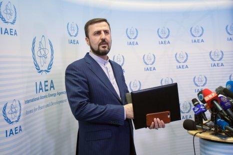 Iranian regime representative to IAEA