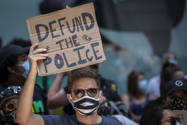 News - George Floyd Protest- New York