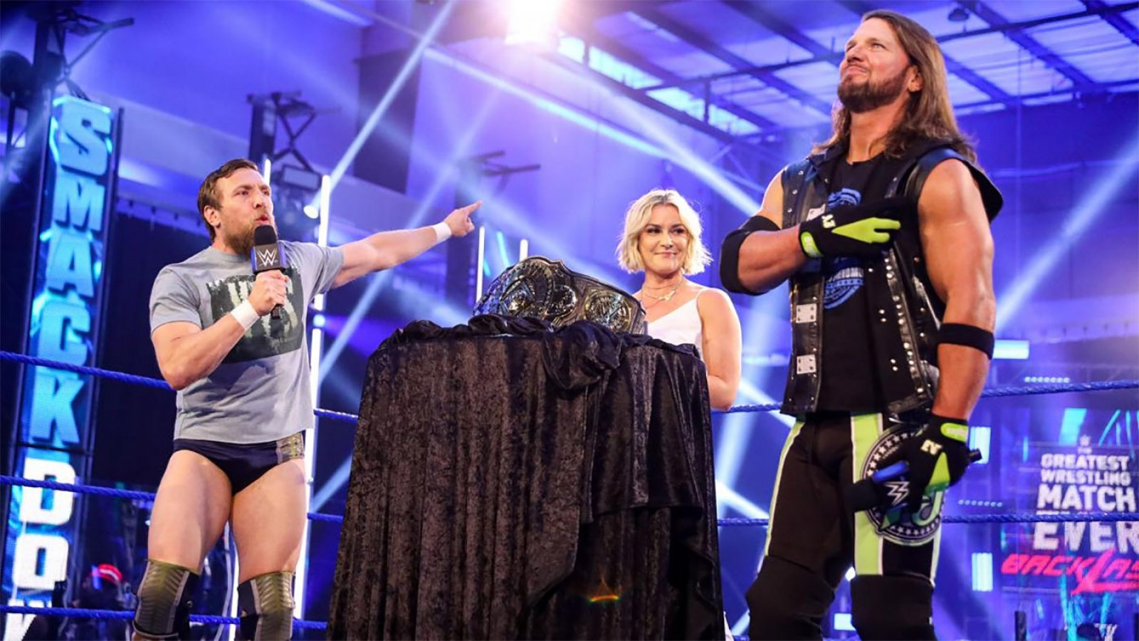 Revealed: AJ Styles' Opponent At 2020 WWE Extreme Rules PPV 2