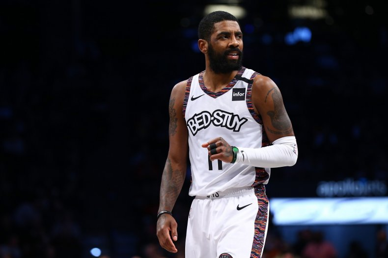 Kyrie Irving, Brooklyn Nets