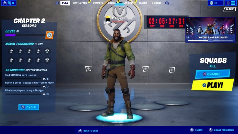 Fortnite Season 2 The Device Doomsday Event Countdown When