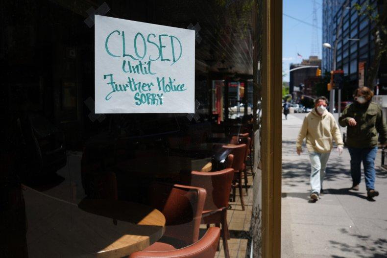 Business closure New York