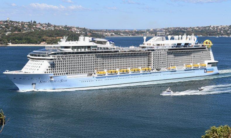 Royal Caribbean Cruise Lines