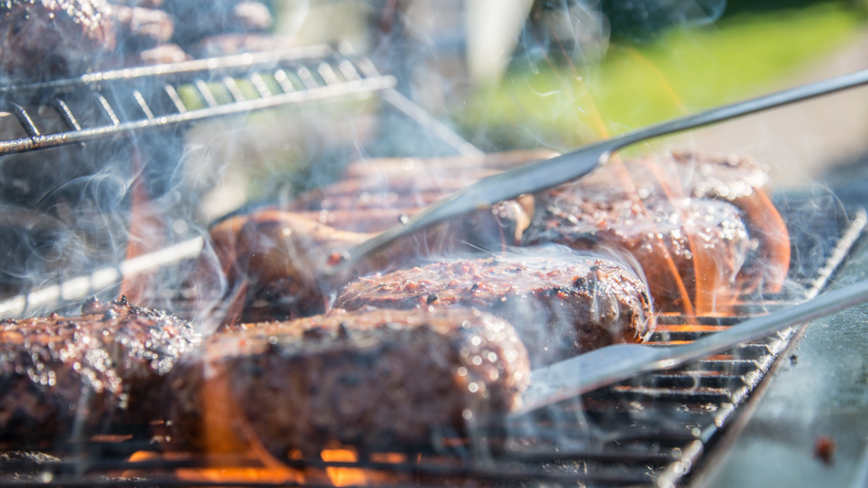 Newsweek Amplify - Getting the Right Grill