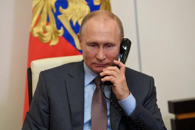 Vladimir Putin, Russia, arms race, hypersonic weapons