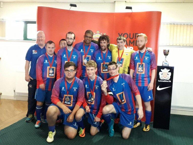 Disability, Soccer, Personal development, coaching