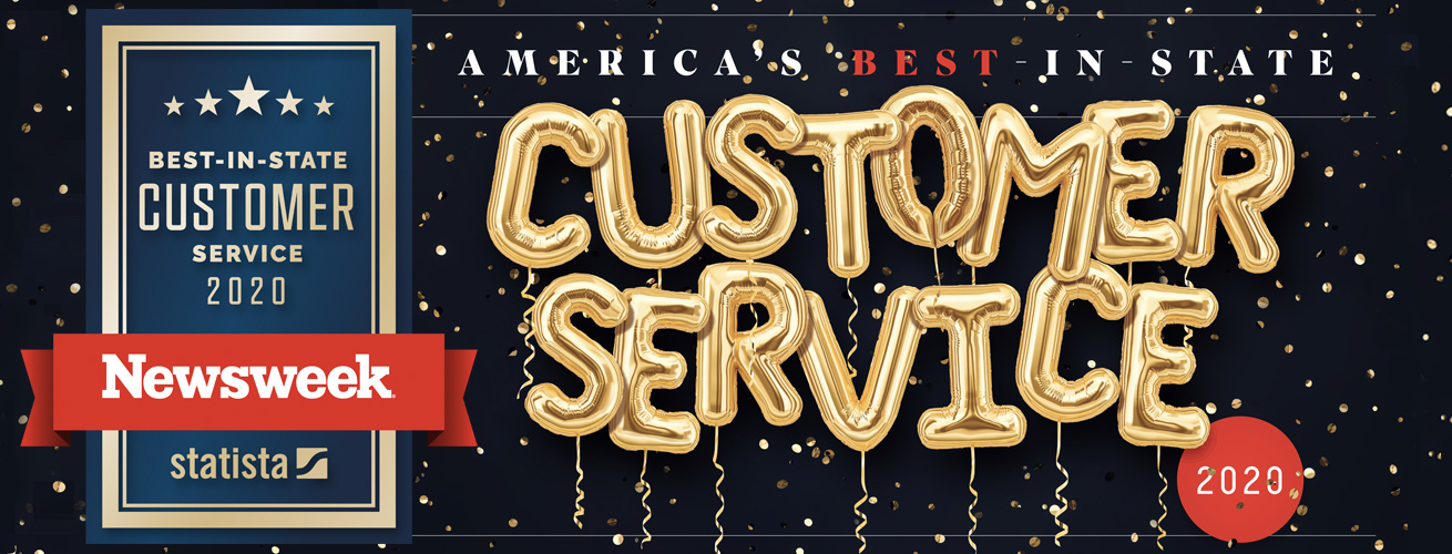 America's Best In-State Customer Service 2020