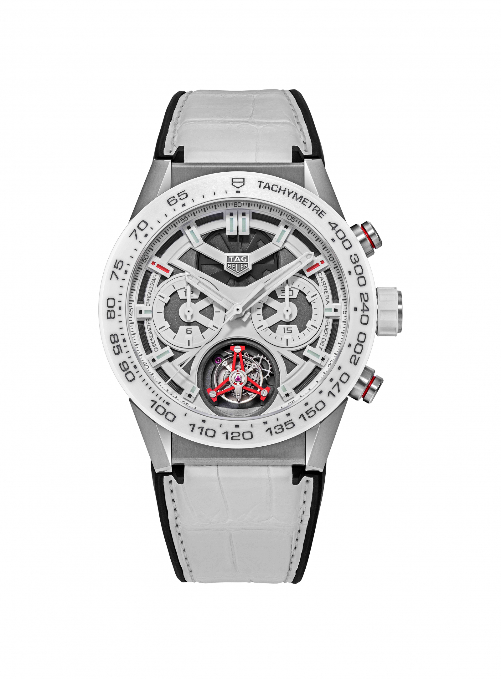 A Ginza Special Edition of the TAG Heuer Carrera Tourbillon