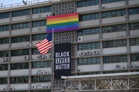 South Korea U.S. embassy