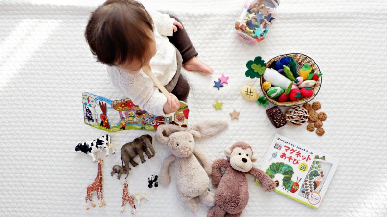 Newsweek Amplify - Toddlers