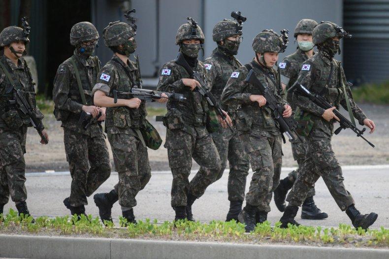 South Korean inter-Korean liaison office