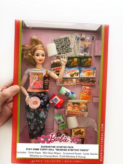 Barbie, parody, grandma,