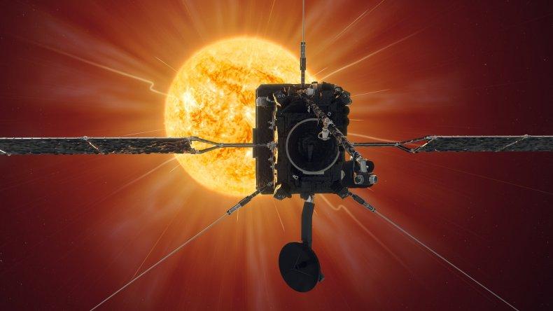 ESA, Solar Orbiter